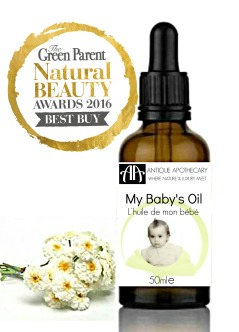 award winning Baby Oil, organic, natural, best buy.jpg