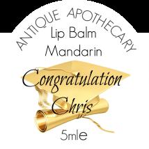LIP BALM Congratulation 5ml