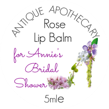 LIP BALM for bridal shower 5ml